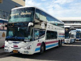 Thailand Bus Times