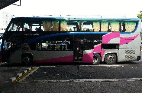 Bangkok to Hat Yai Bus