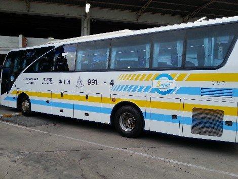Bangkok to Koh Samui Bus