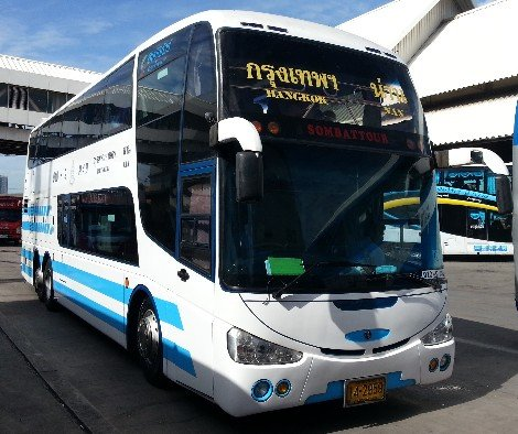 Bangkok to Nan Bus