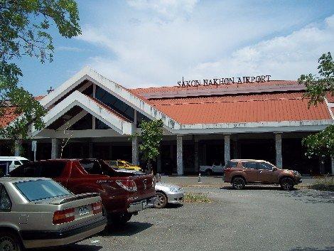Sakhon Nakhon Airport