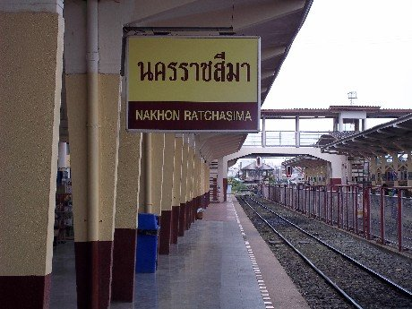Nakhon Ratchasima Train Station