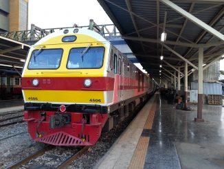 Thailand Train Times