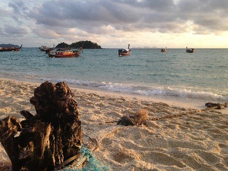 Beach in Koh Lipe