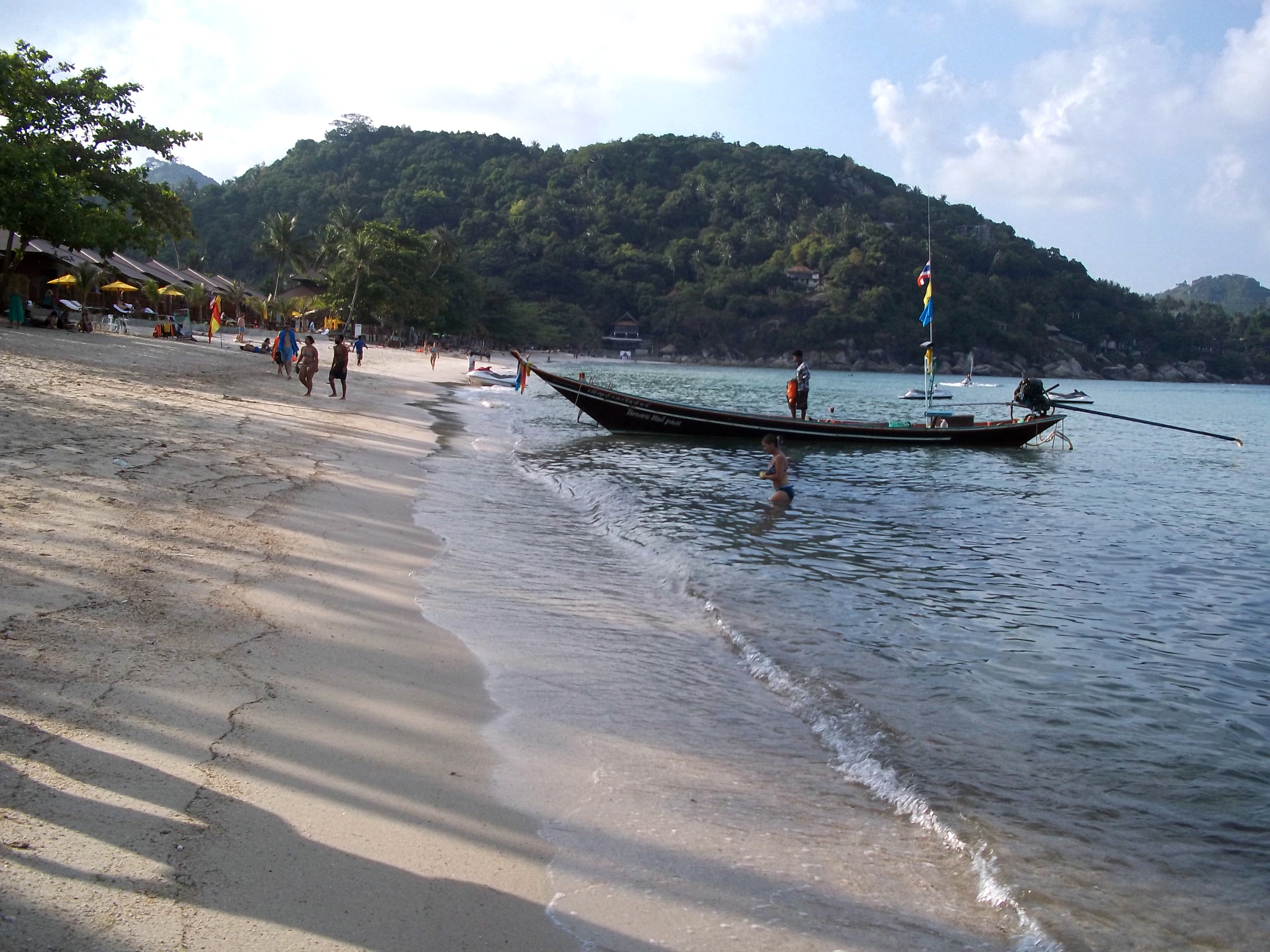Surat Thani province is famous for its beaches