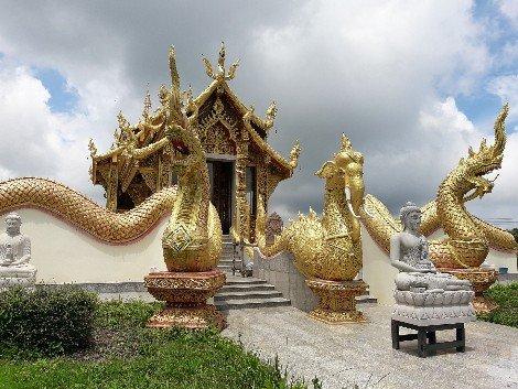 Wat Pa Thep Indra Pradit in Chaiyaphum