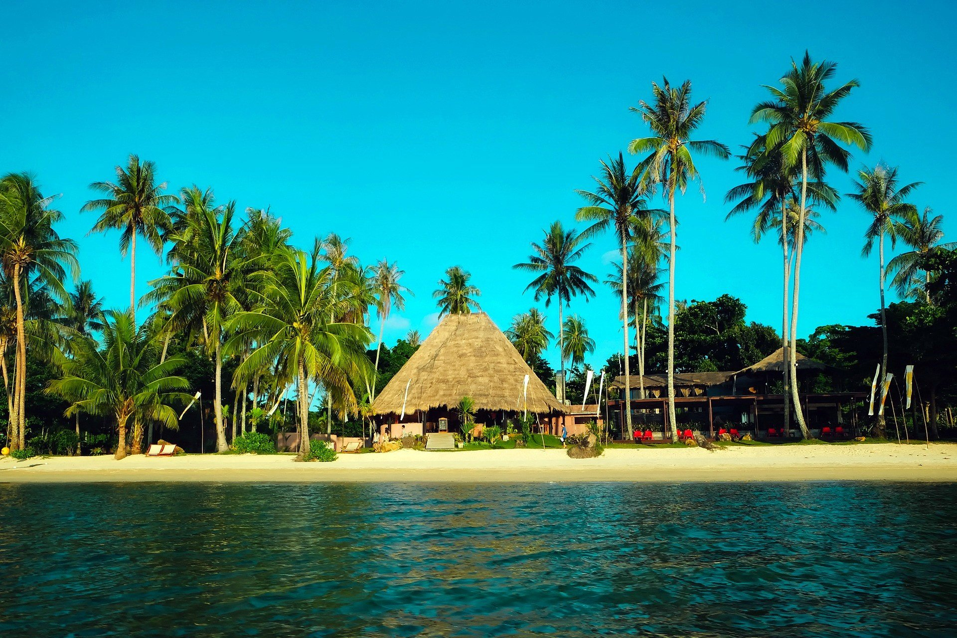 Koh Phayam is a great place to go for a relaxed beach holiday