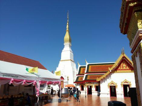 Wat Prathat Cheong Chum in Sakon Nakhon