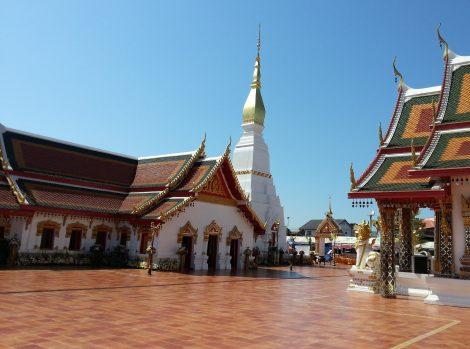 Phra That Choeng Chum in Sakoh Nakhon
