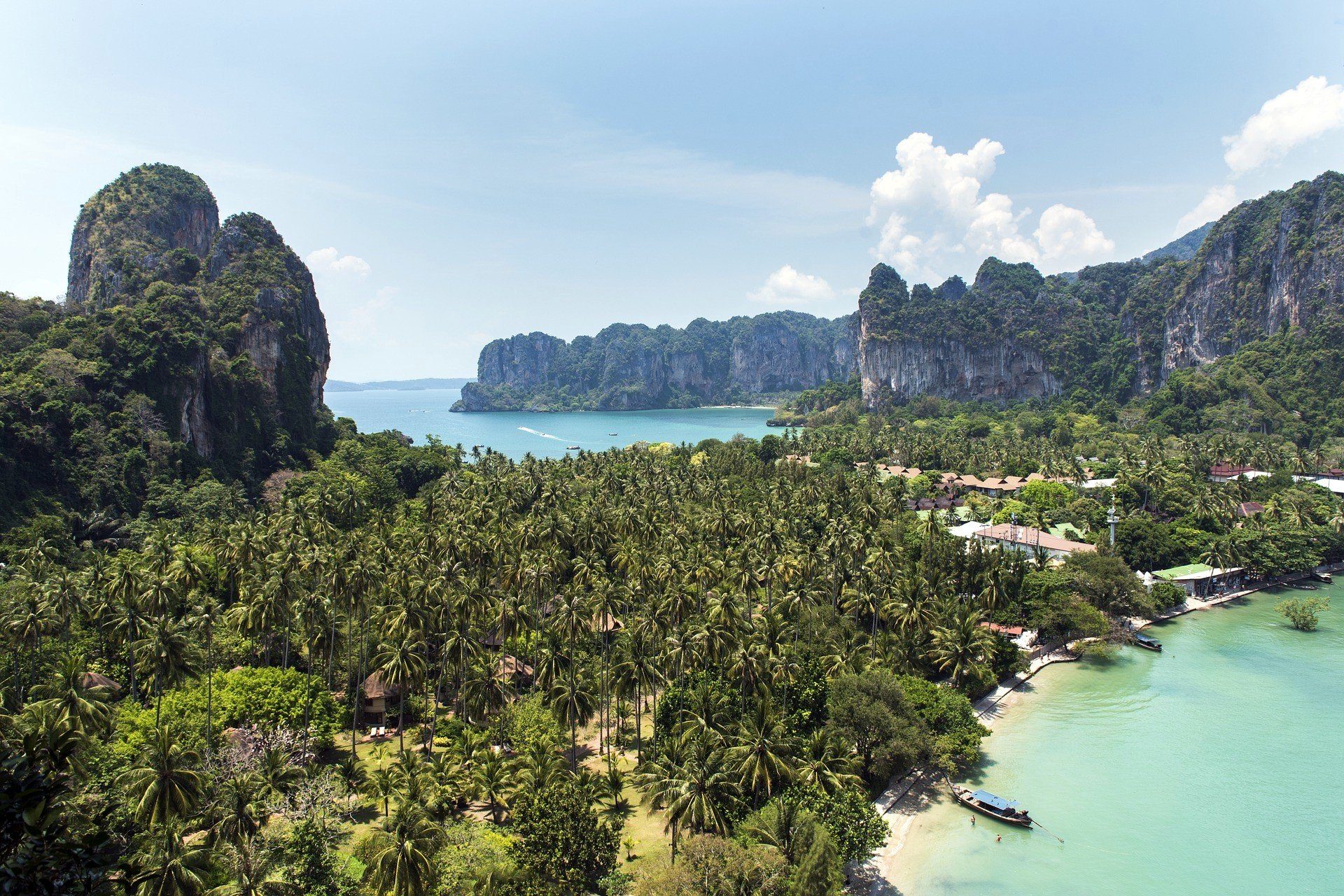 Railay Bay in Krabi