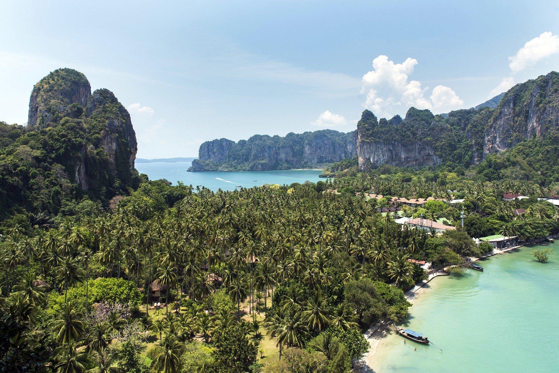 Railay Bay in Krabi