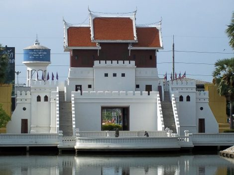 Thao Suanari Museum in Nakhon Ratchasima