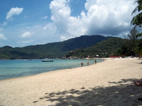 Thong Nai Pan Noi Beach on Koh Phangan