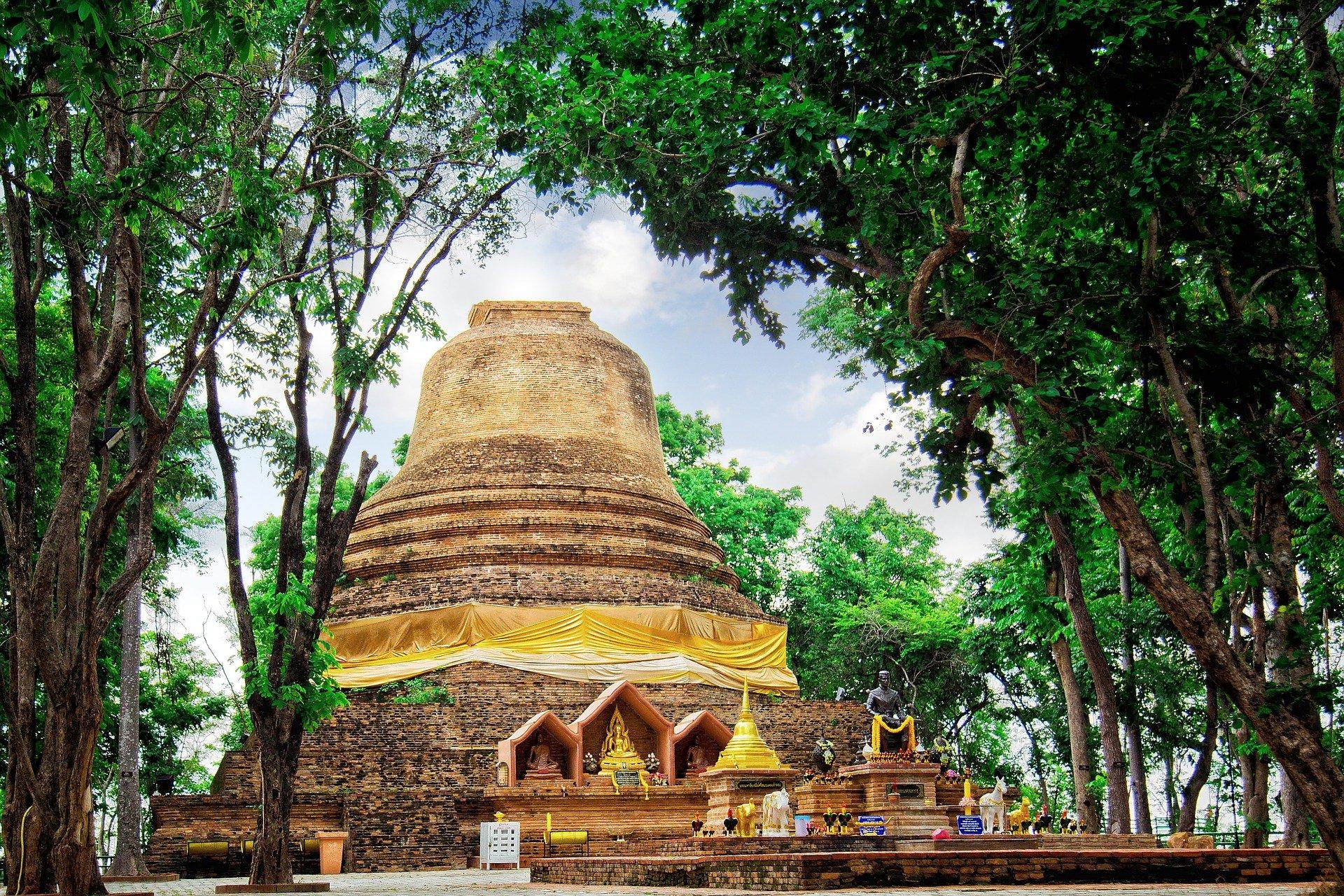 Wat Aranyik in Phitsanulok