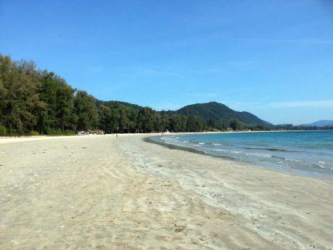 Klong Dao Beach in Koh Lanta