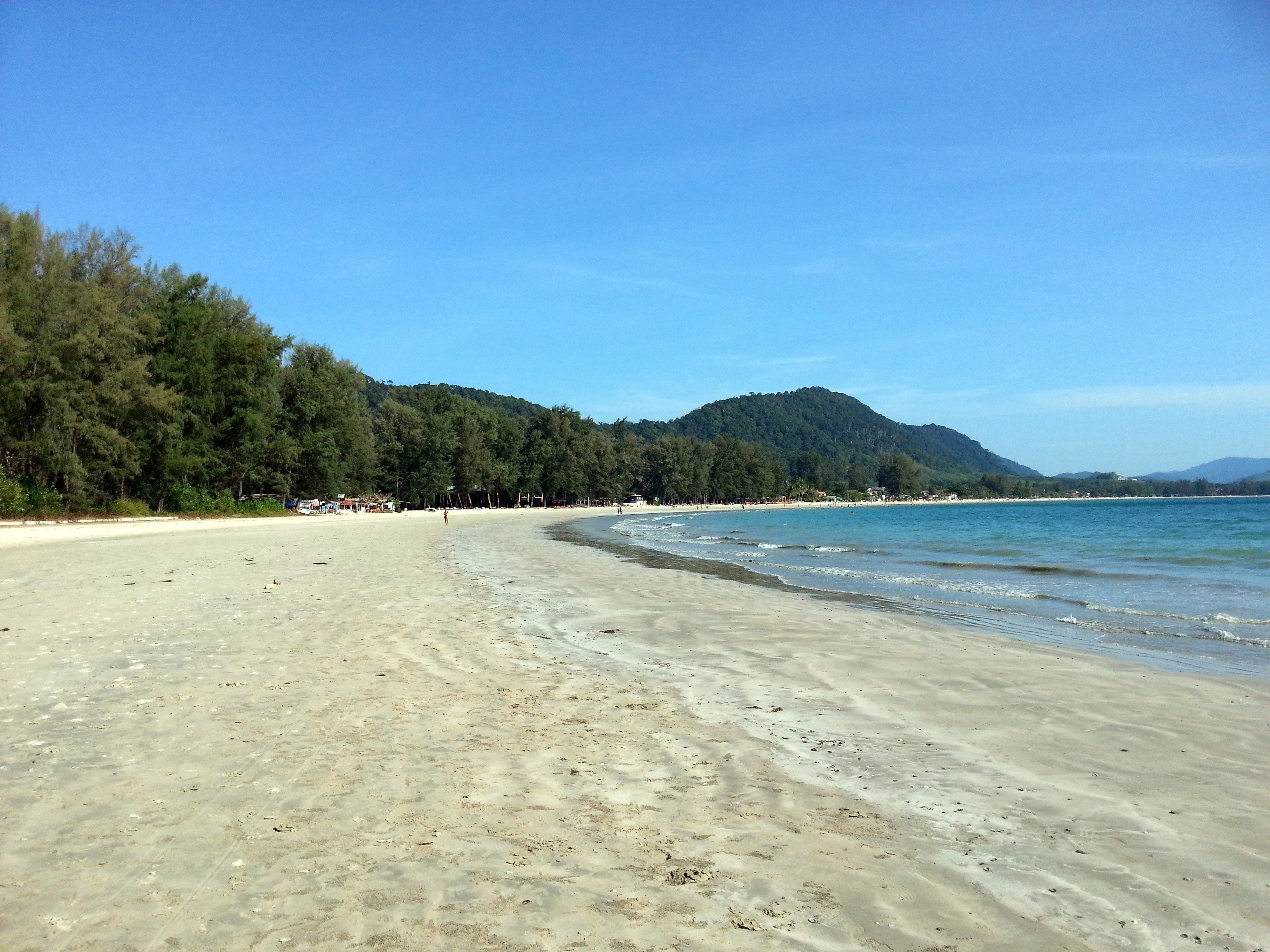 Klong Dao Beach in Koh Lanta