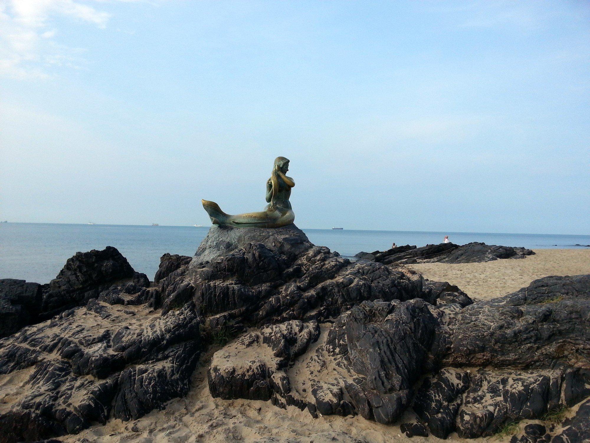 Samila Beach in Songkhla