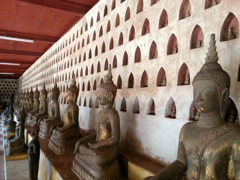 Sisaket Museum in Vientiane