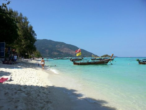 Sunrise Beach on Koh Lipe