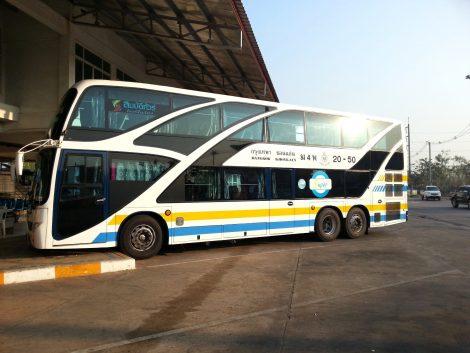 Thailand Bus Times & Tickets