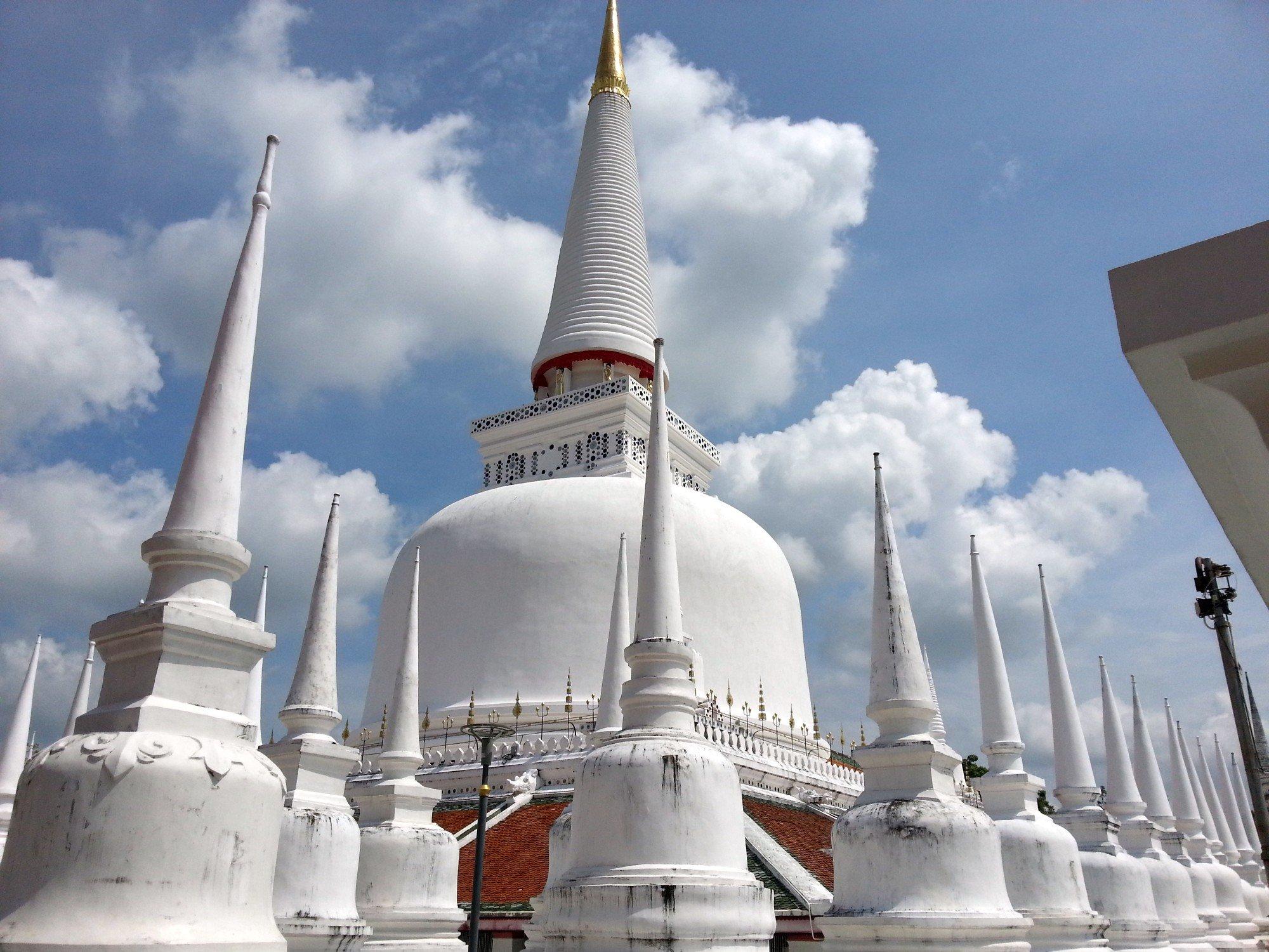 Wat Phra Mahathat Woramahawihan in Nakhon Si Thammarat