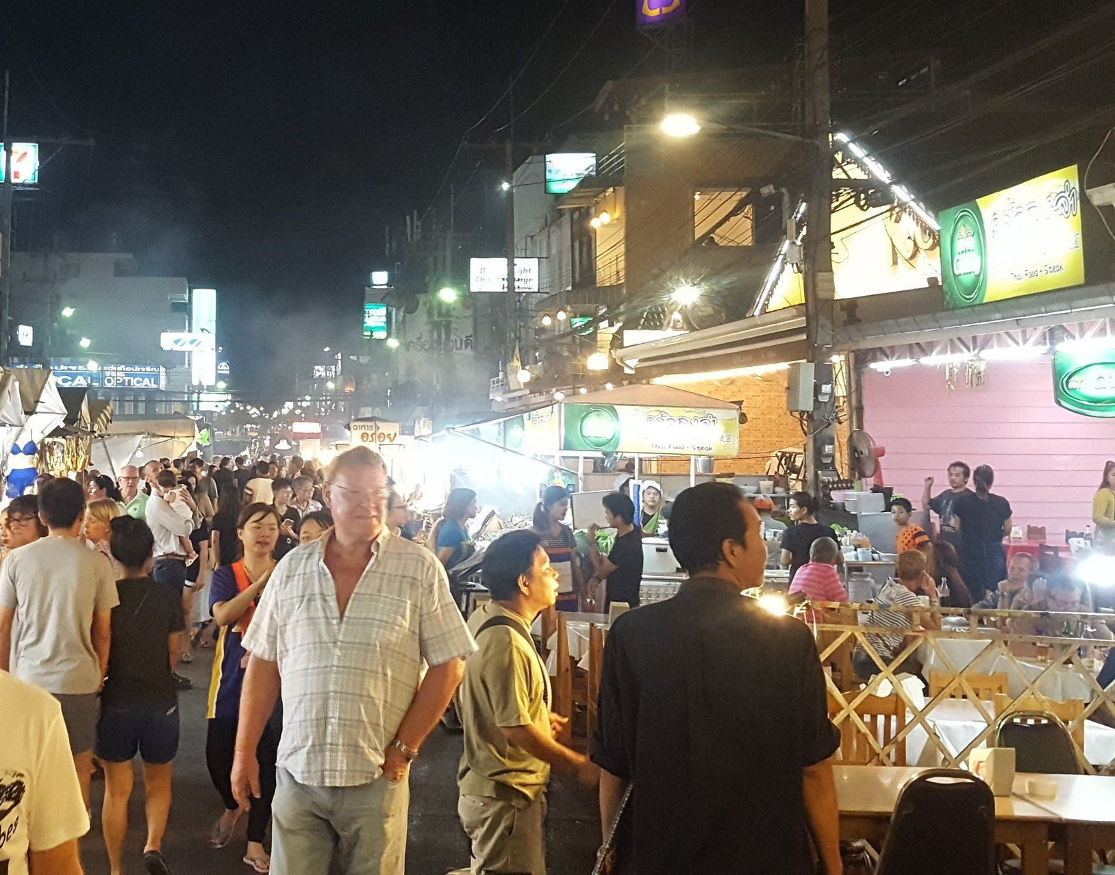 Night Market in Hua Hin