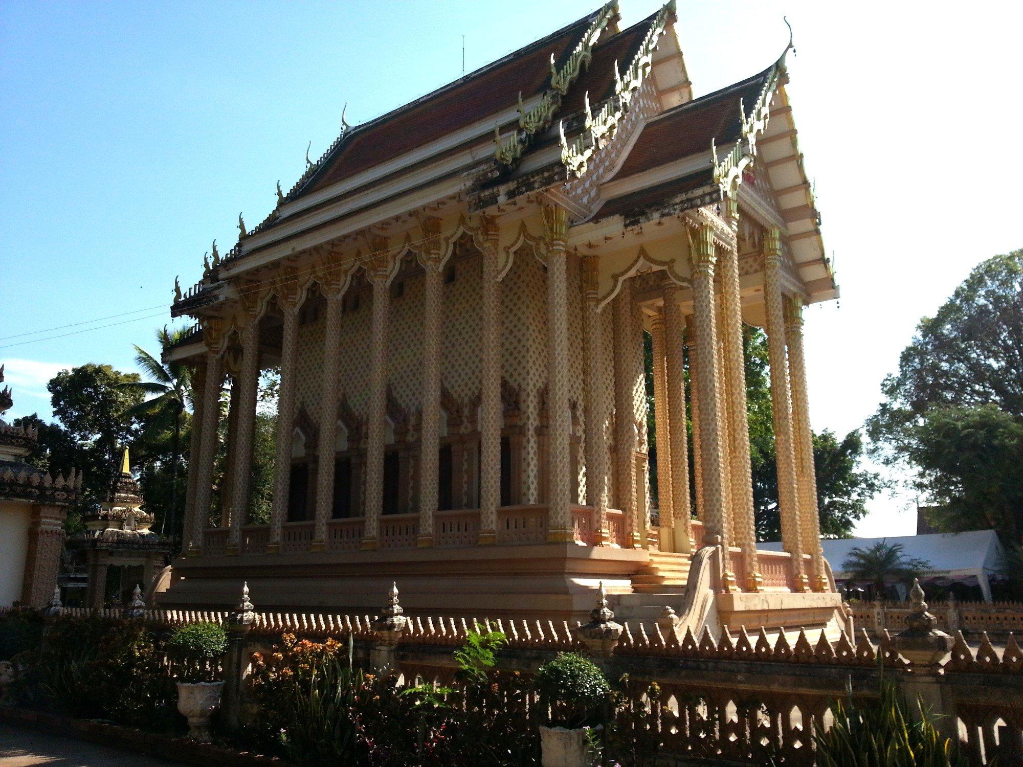 Wat Pha Suttawas in Sakon Nakhon