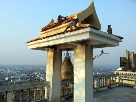 Wat Thammikaram Worawihan in Prachuap Khiri Khan