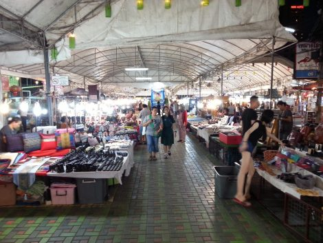 Anusarn Market in Chiang Mai