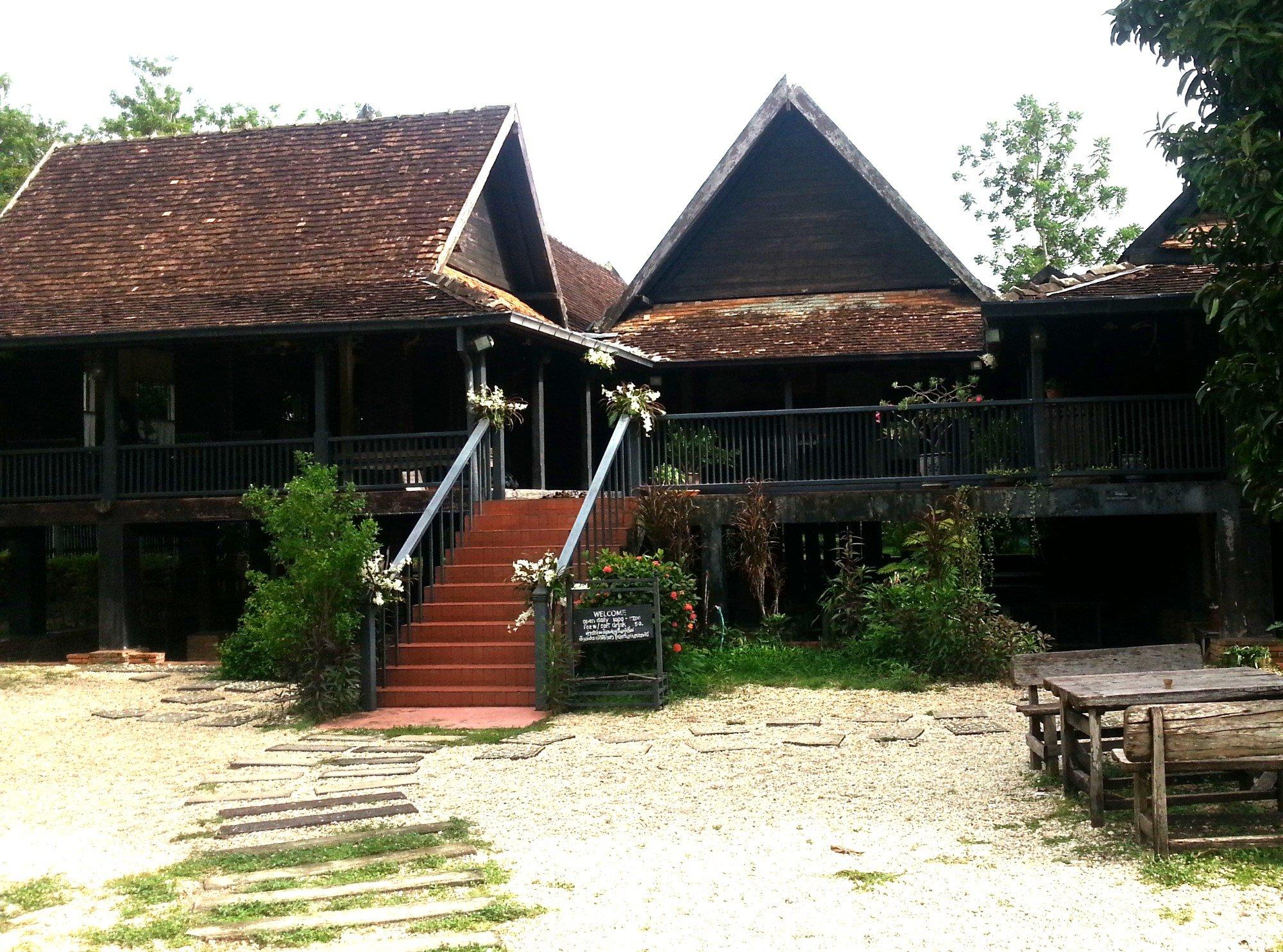 Baan Sao Nak in Lampang