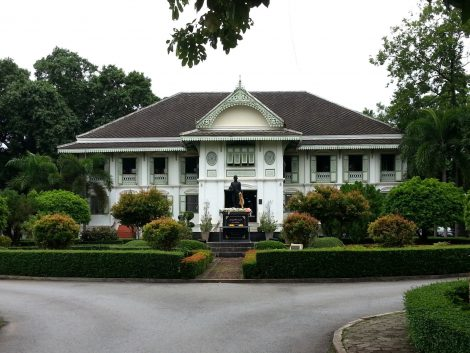 Khum Chao Luang in Phrae