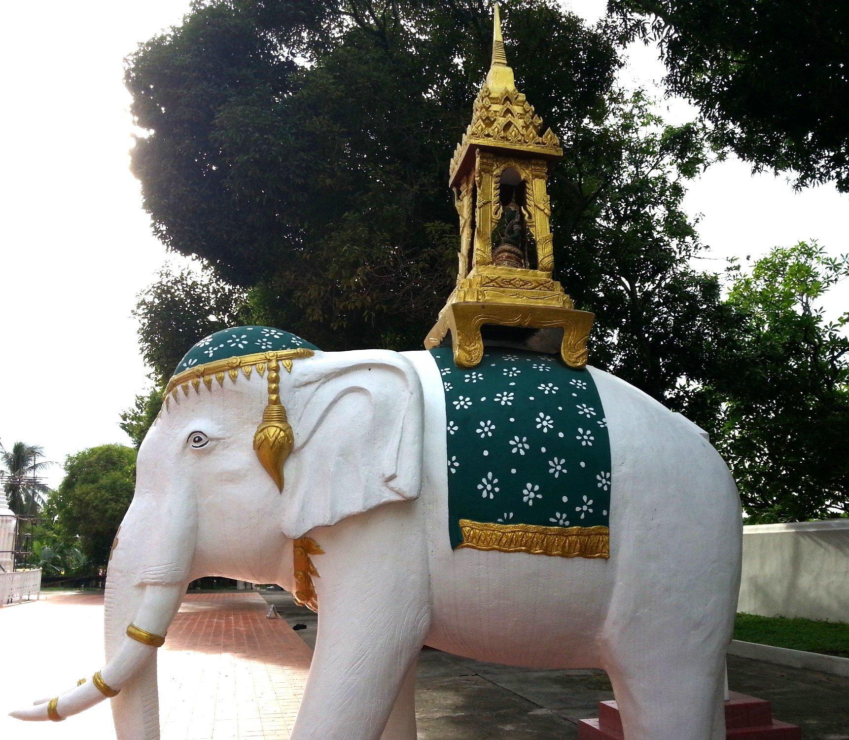 Wat Phra Kaew in Lampang