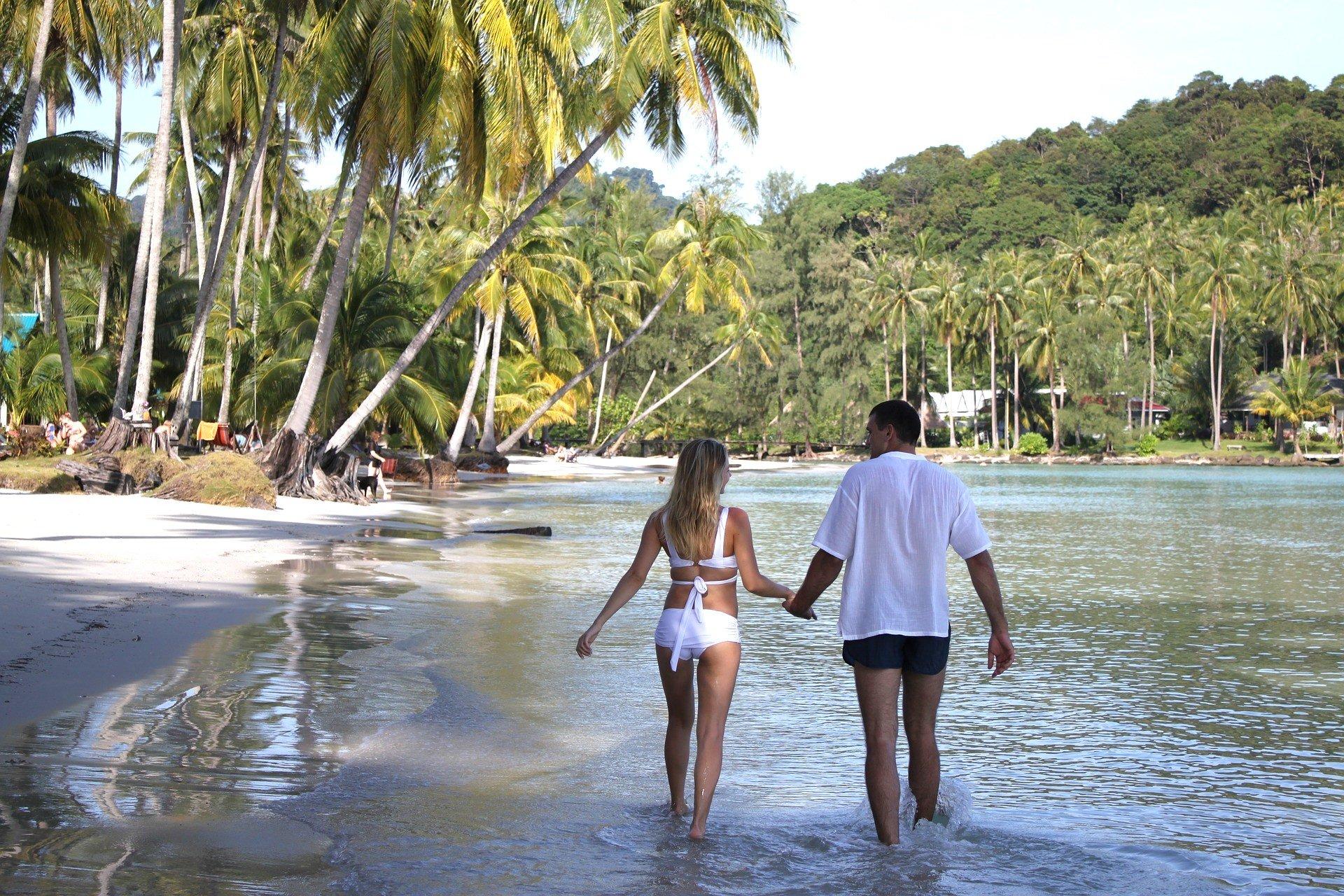 Beach in Koh Kood