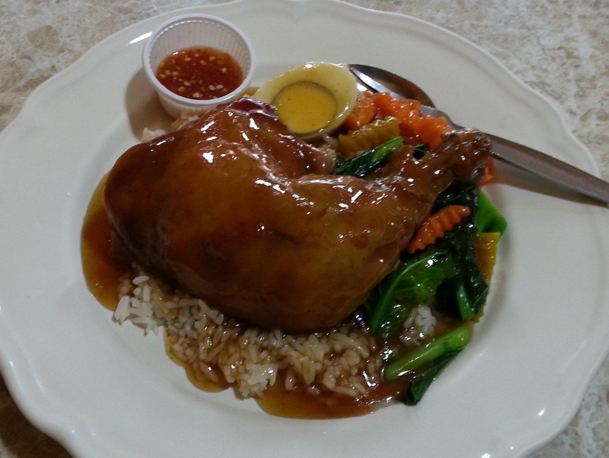 Jok Somphet Restaurant in Chiang Mai
