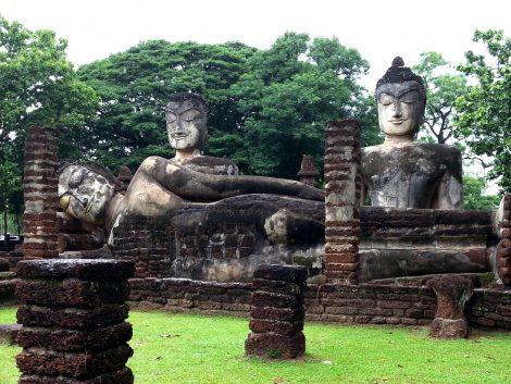 Wat Phra Kaew in Kamphaeng Phet