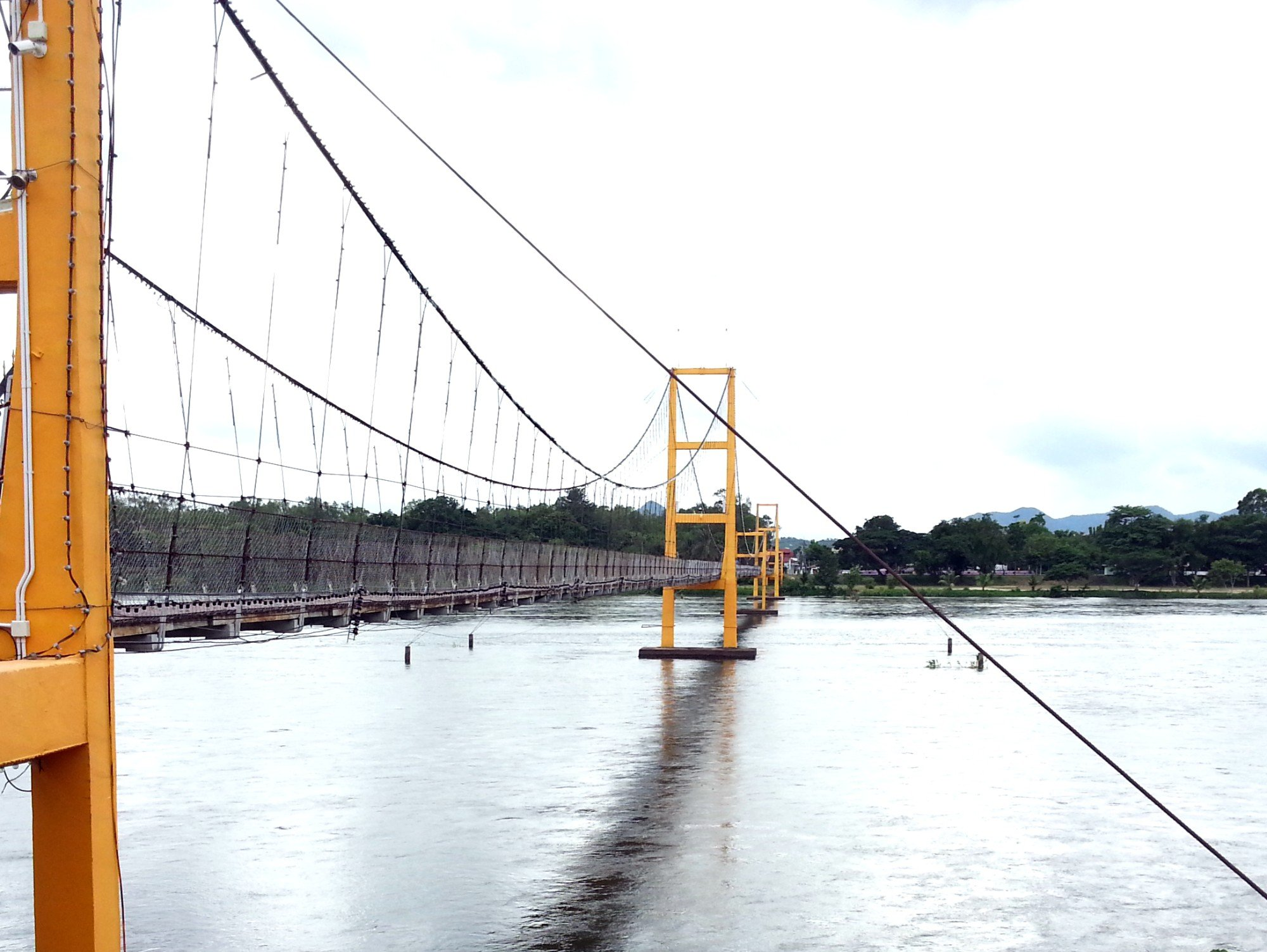 200 year Rattanakosin Bridge in Tak