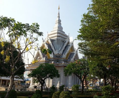 City Pillar Shrine in Khon Kaen