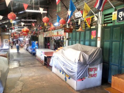 Khlong Suan 100 Years Market near Bangkok