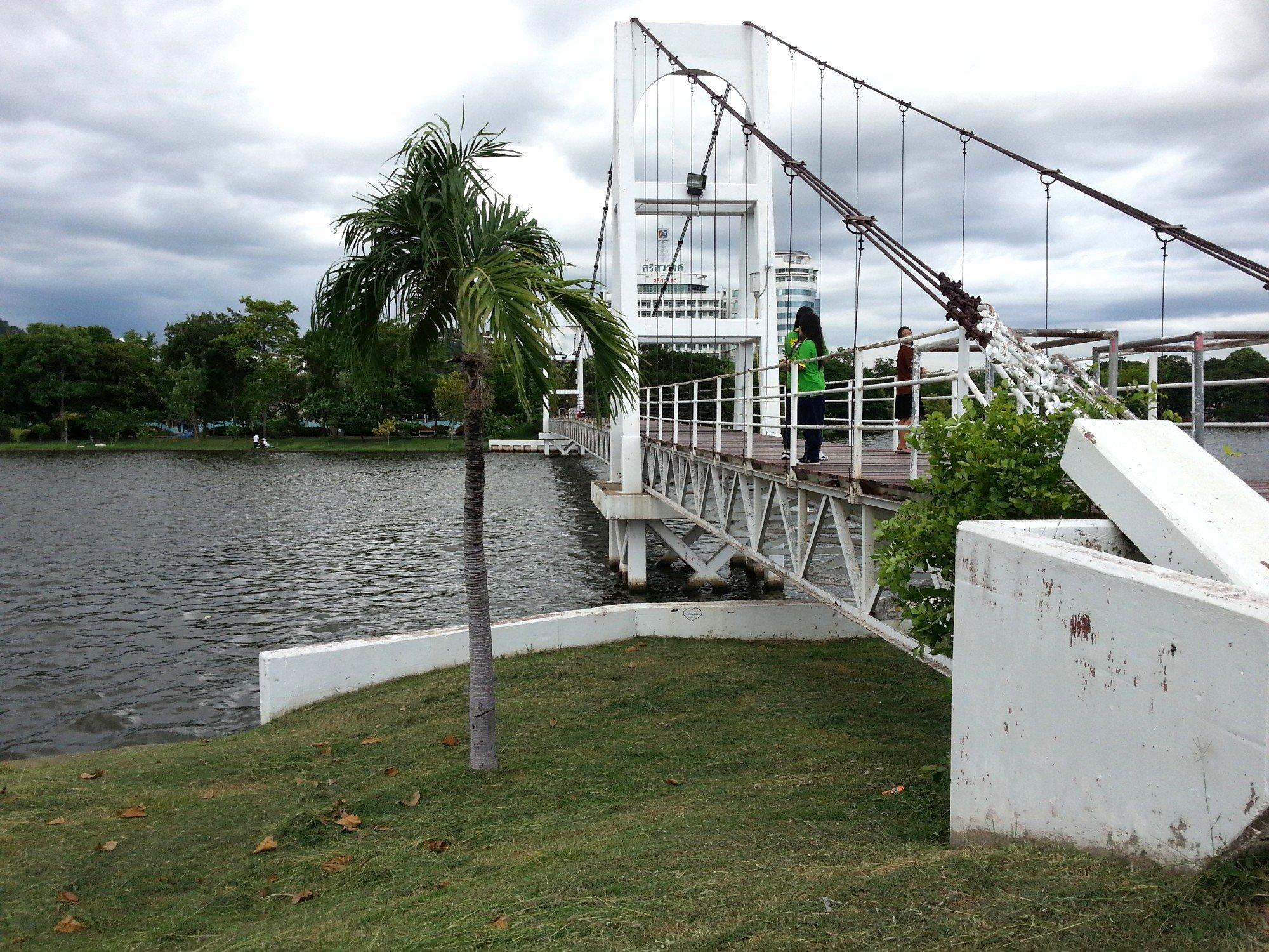 Paradise Park in Nakhon Sawan