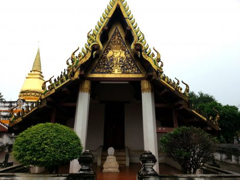 Wat Phra Brommathat Thung Yang in Uttaradit
