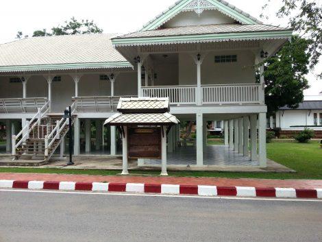 Chan Palace in Phitsanulok
