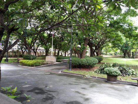 Chuvit Gardens in Bangkok