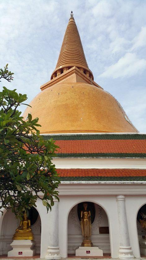 Pra Pathom Chedi in Nakhon Pathom