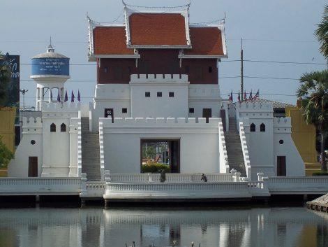 Thai Suanari Museum in Nakhon Ratchasima