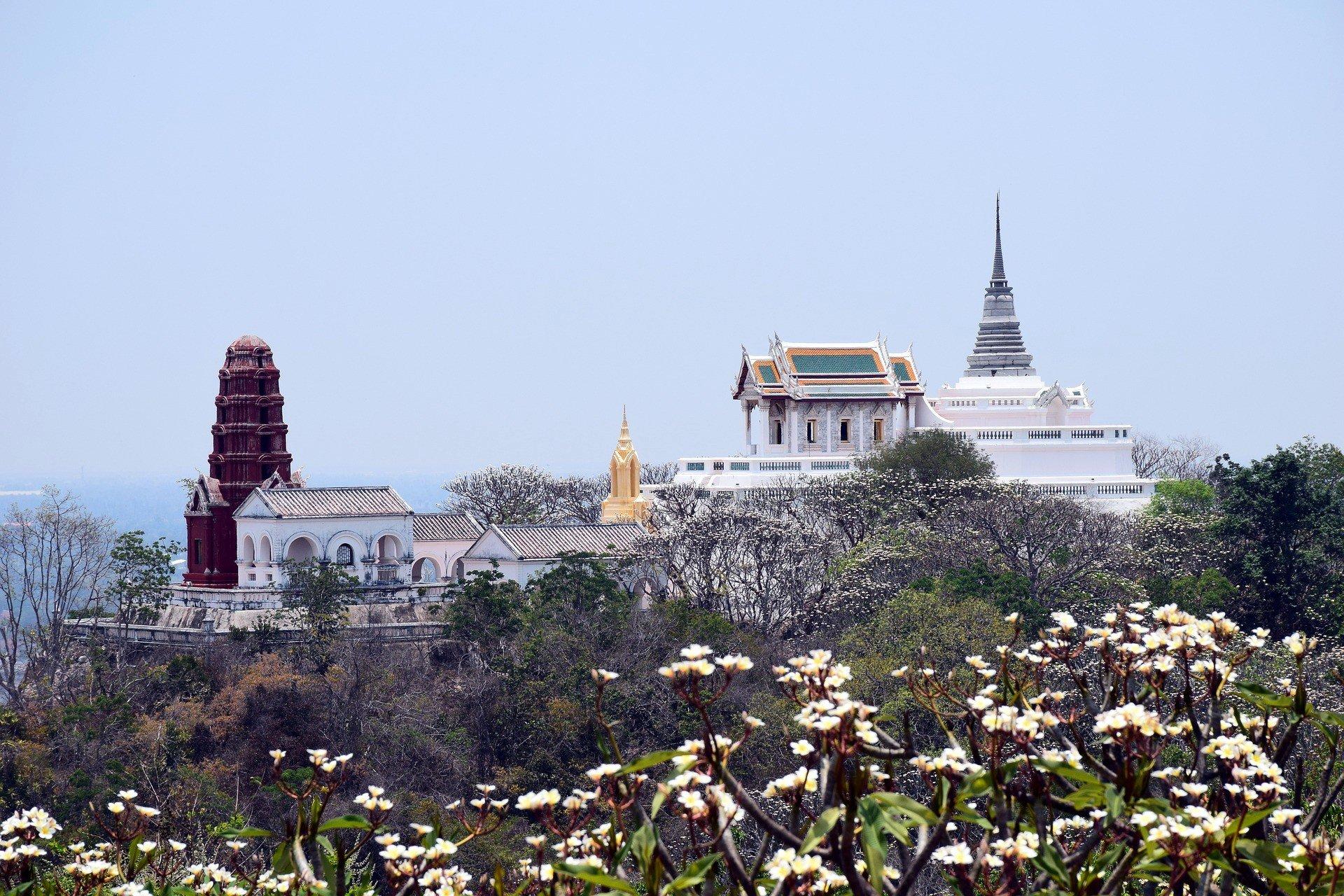Phra Nakhon Khiri Palace in Phetchaburi