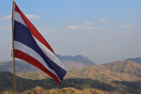 Mountains in Phetchabun Province