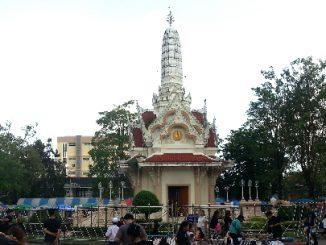 City Pillar Shrine in Chumphon